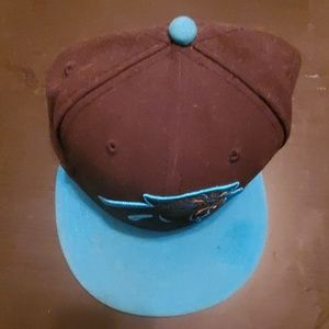 New Era Accessories - Carolina Panthers Fitted